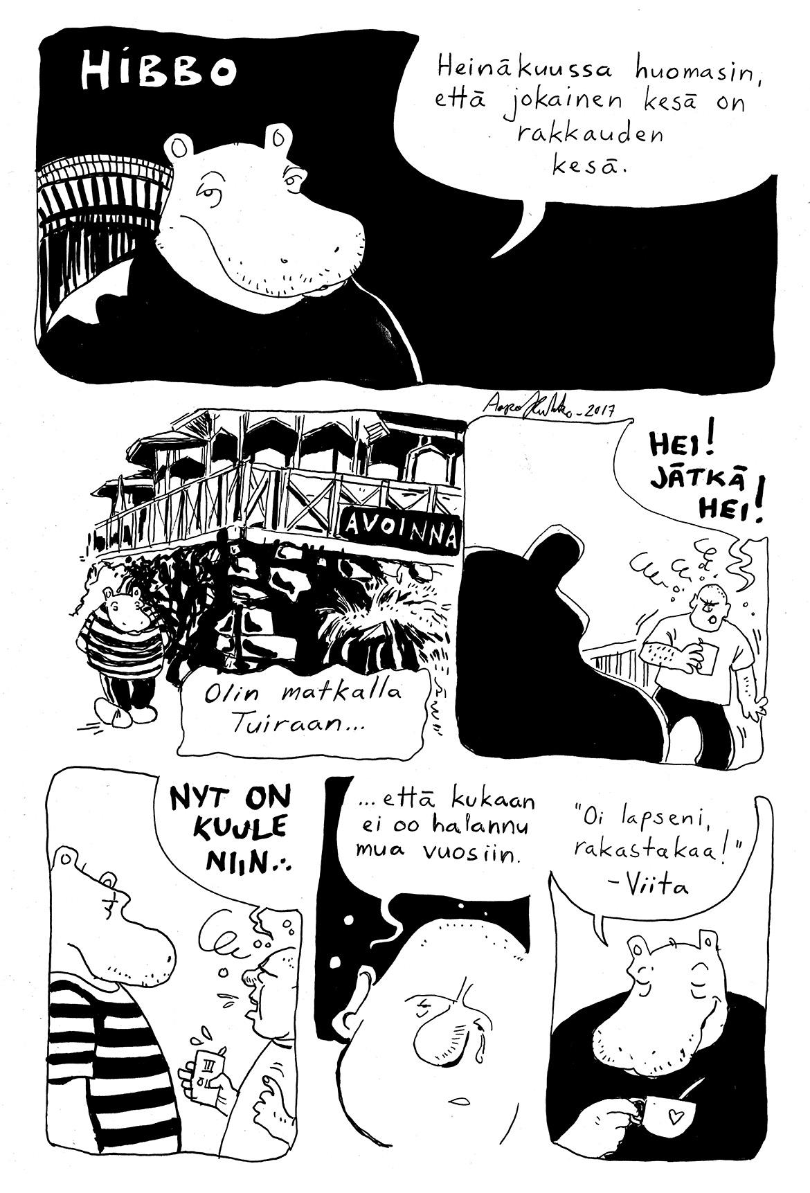 Aapo Kukko: Hibbo